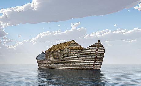 GCDO#05 - Pascal Cazottes - L'arche de Noé - Lorsque le récit biblique rejoint la réalité