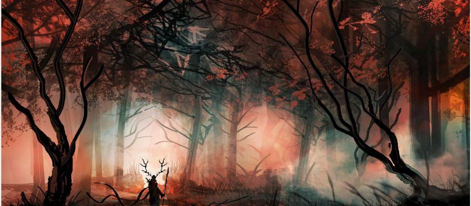 GCDO#02 - Amelle Blanc - Mabon & Samhain, l'automne celtique
