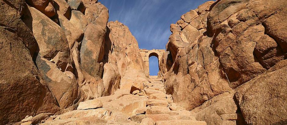 GCDO#02 - Pascal Cazottes - Révélations sur le véritable Mont Sinaï