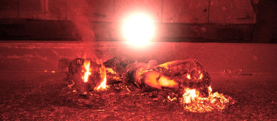 GCDO#01 - Pascal Cazottes - La terrifiante énigme des combustions humaines spontanées