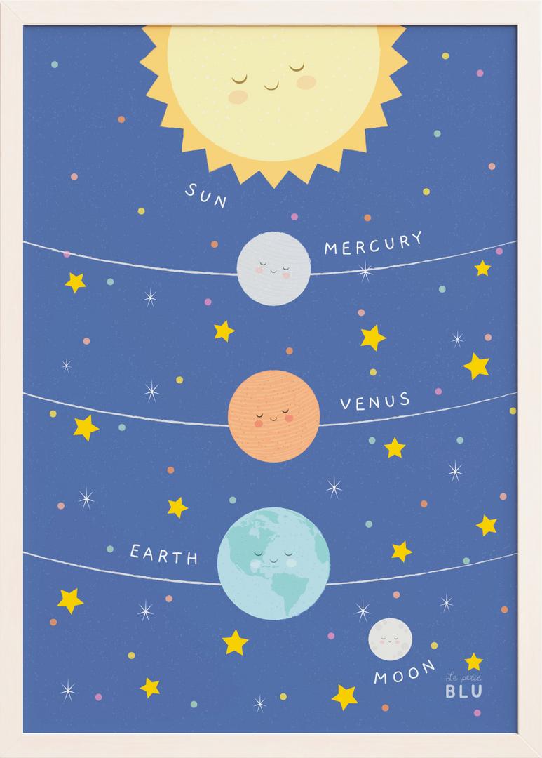 Solar system Sabrin Deirani