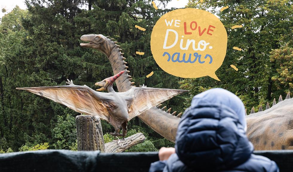 Dinosours Sabrin Deirani