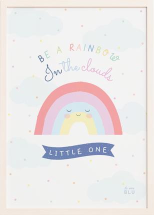 Rainbow le petit blu