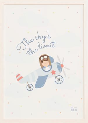 Sky boy le petit blu nursery