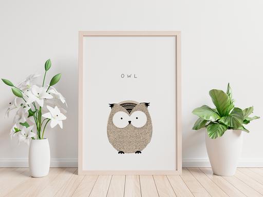 Owl Sabrin Deirani
