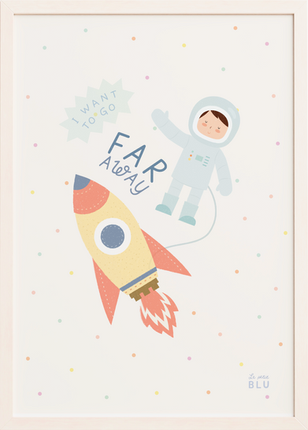 Space boy nursery le petit blu