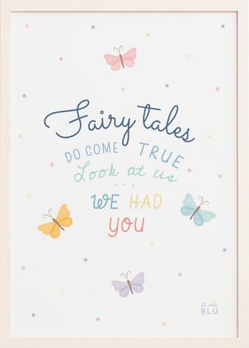 Fairy tales, le petit blu by Sabrin Deirani