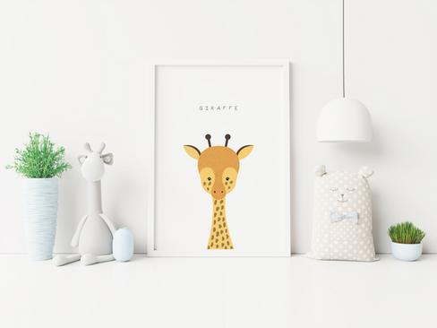 Giraffe Sabrin Deirani