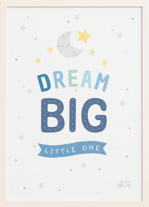 oon, star, le petit blu, nursery
