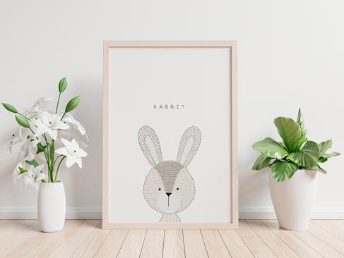 Rabbit Sabrin Deirani