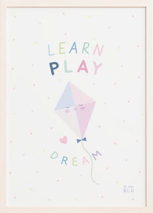 Kite play room, le petit blu