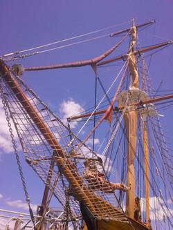 a grand ship!