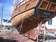 Start of restoration in Key West