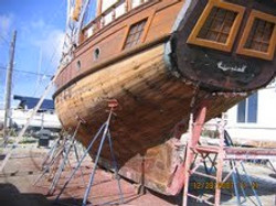 Start of restoration in Key West