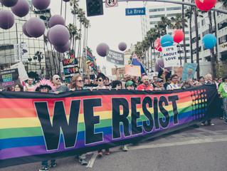 Love All Resist Hate