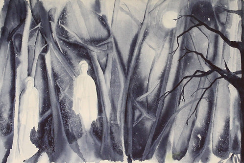 Ghostly Woods