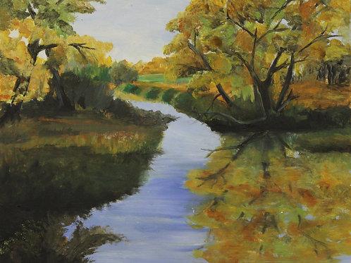 Autumn's Silence