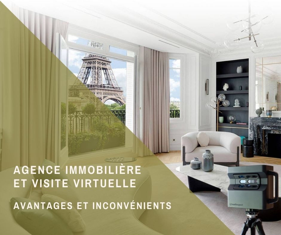 Visite virtuelle immobilière 360