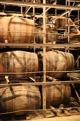 "whisky ""maturing gently"""