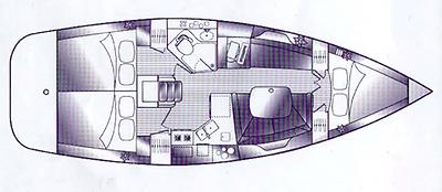 Lady Naomi layout