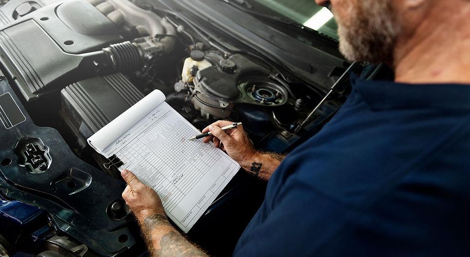 Garage Motor Maintenance Mechanic Fixing Spare Concept.jpg