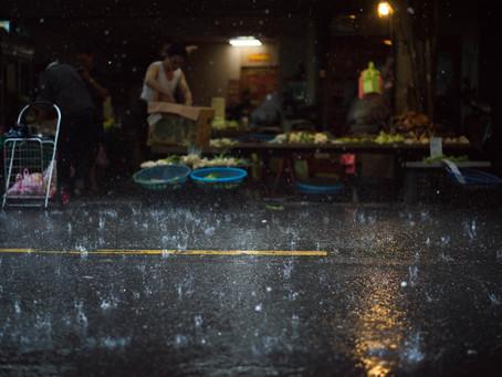 散記 | 午後雷陣雨