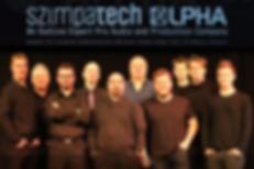 A Szimpatech Alpha csapata