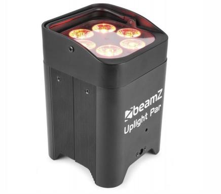 Akkus LED színező