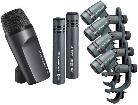 Mikrofon dobra és más ütőhangszerekre