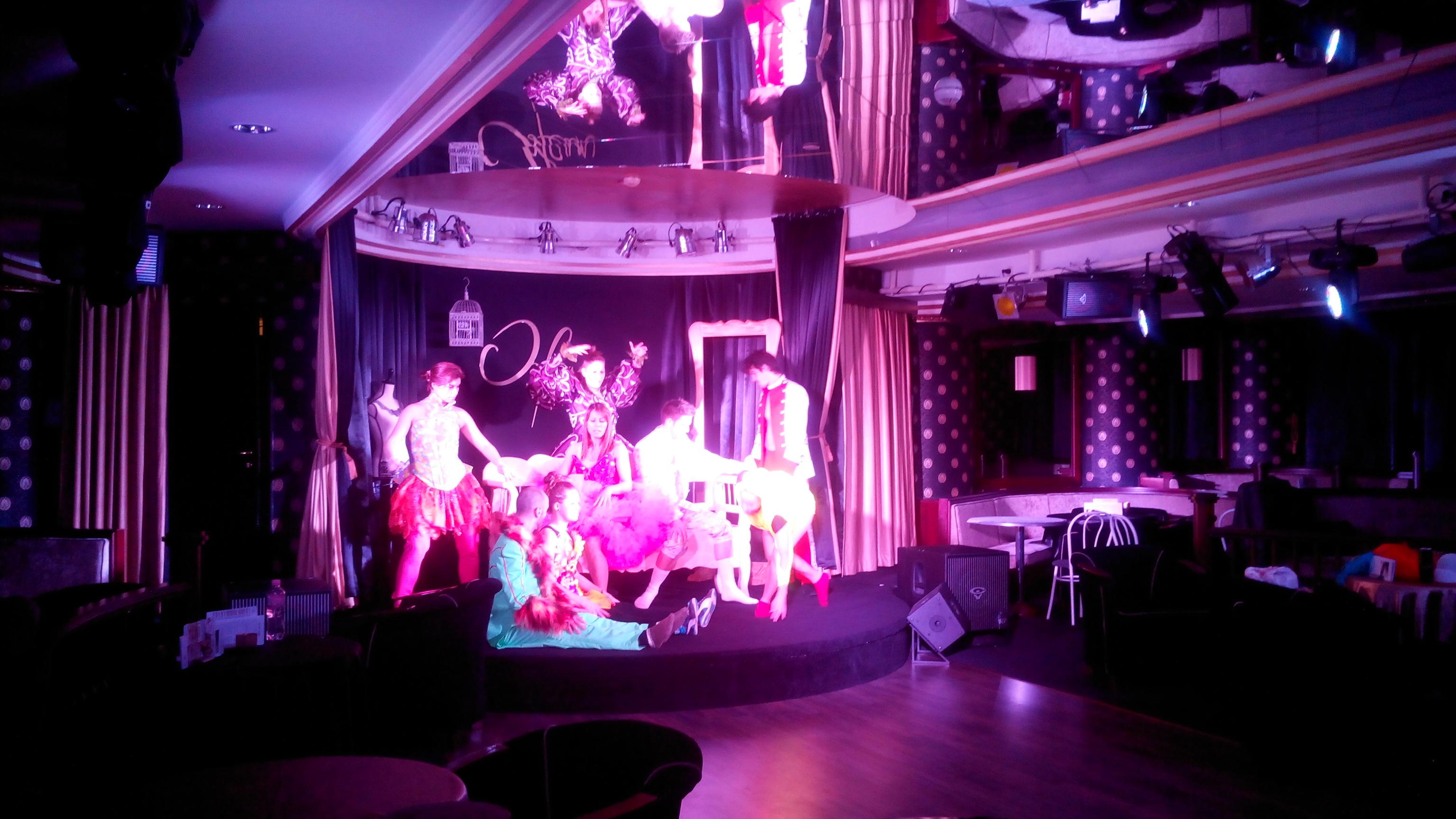Orfeum - Puppet Show