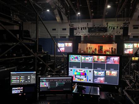 Professzionális élőképes videókeverés