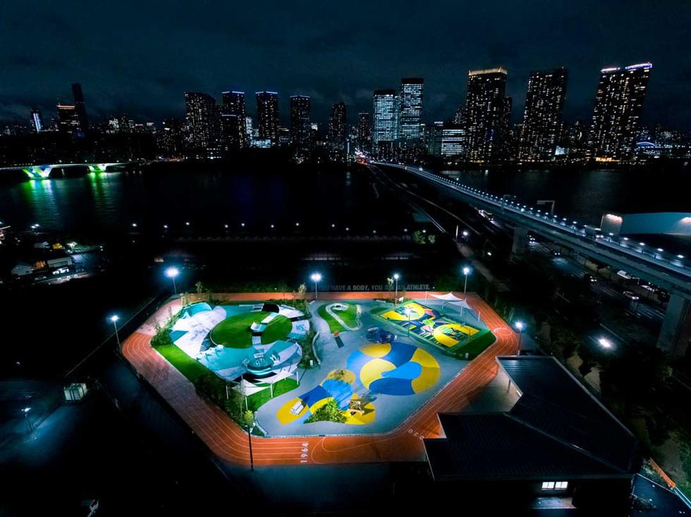TOKYO SPORT PLAYGROUND