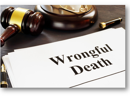 4 Most Common Causes of Wrongful Death