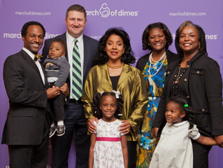 James River Virginia Chapter Joining Moms across the U.S. in the March of Dimes