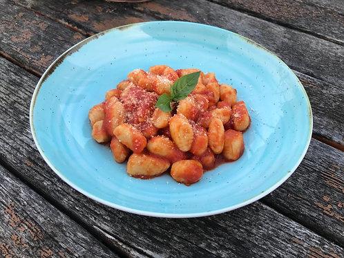 Gnocchi al pomodoro (Tomate)