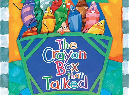 "Storybook Singalong: ""The Crayon Box That Talked"""