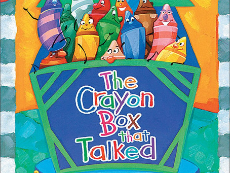 "Storybook Singalong: ""The Crayon Box That Talked"""