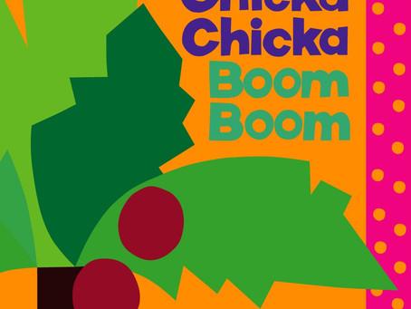 """Singalong Storybook: """"Chicka Chicka Boom Boom"""""""