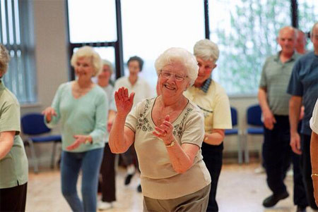 Music to Get Moving with Seniors!