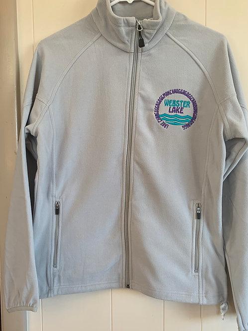 Ladie's Full Zip Microfleece Webster Lake Jacket