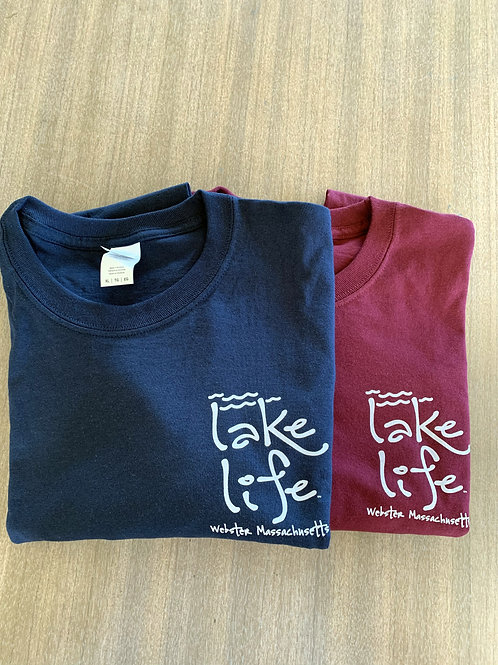"""Lake Life"" Long Sleeve tees"