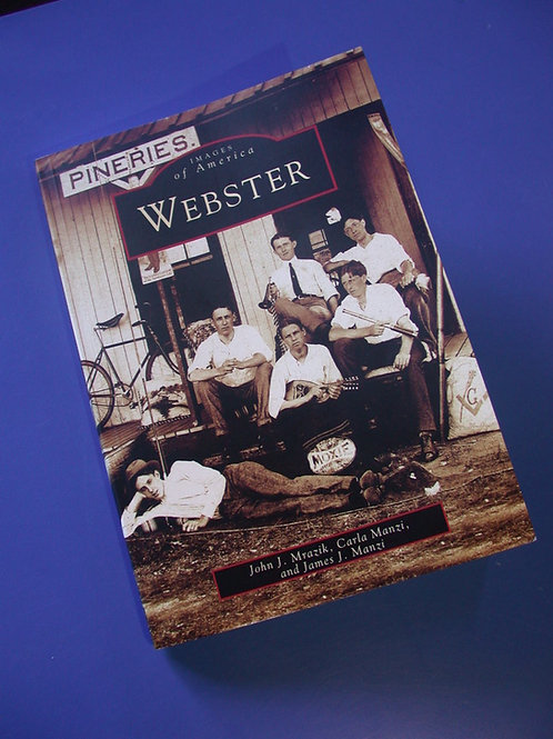 Images of America, Webster Book