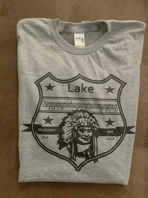 All Star Lake Chargoggagogg Tee
