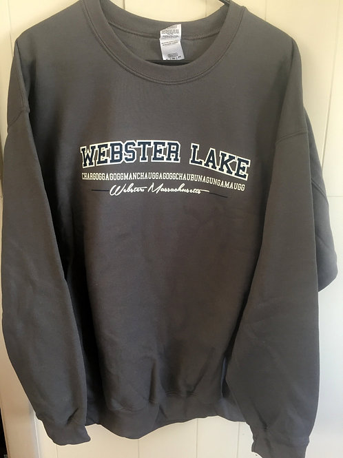 Lake Chargogg Webster Lake Crew Sweatshirt