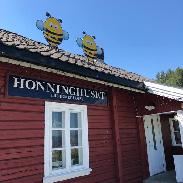 Honninghuset på Hadeland Glassverk
