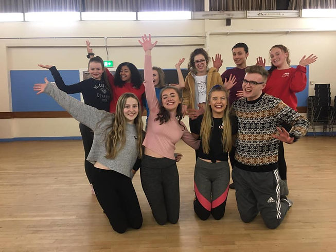 Senior Dance Tech.