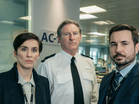 Line of Duty, bent coppers, guilt and God