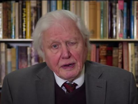 David Attenborough the Preacher