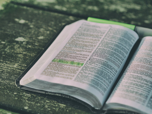 Why should I bother with the Bible?