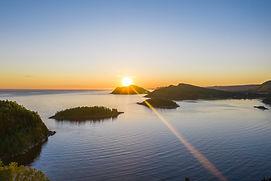 PâtisPaysage des Îles du Bic, par l'Agence Ambassade, service de vidéaste à Rimouski